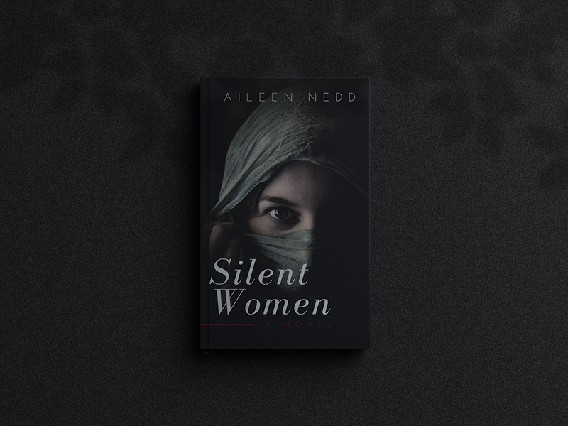 Book Cover Mockup – Free Resource